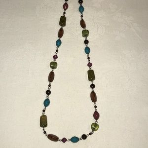 "Jewelry - Bead Necklace 23"" Long"